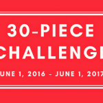 30-Piece Challenge Winners
