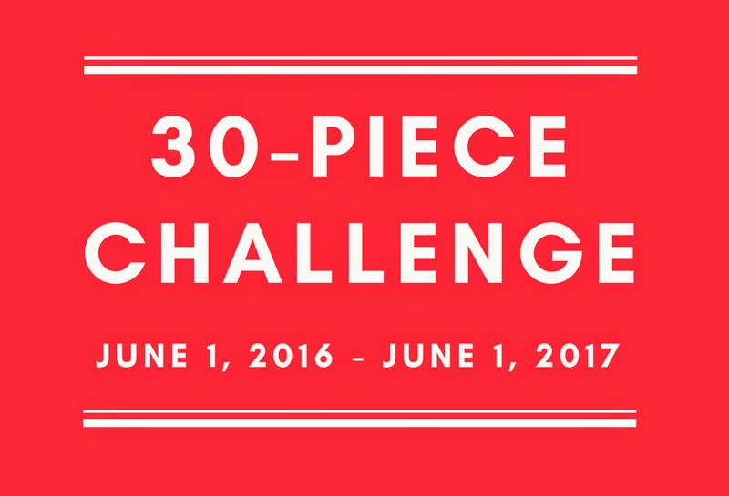 30-Piece Challenge Logo