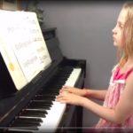 "Dylan plays ""Yellow Submarine."""